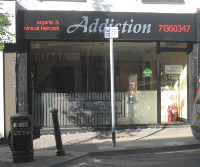 Local business directory for derry londonderry - Addiction hair salon ...