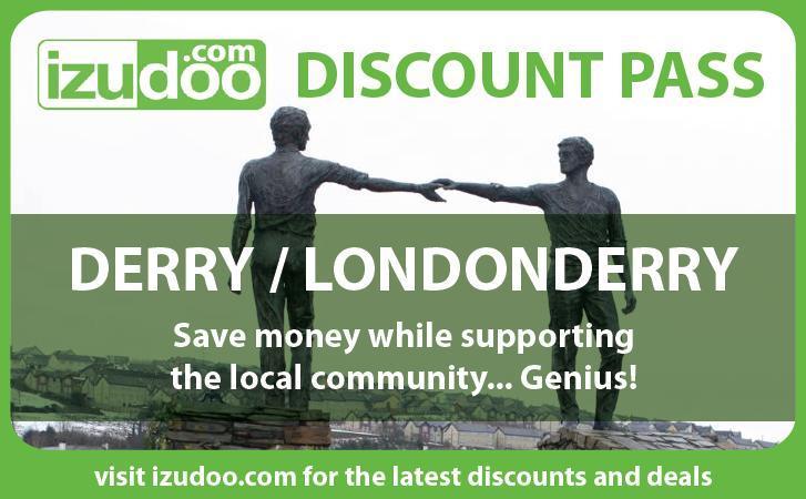 izudoo.com Discount Pass
